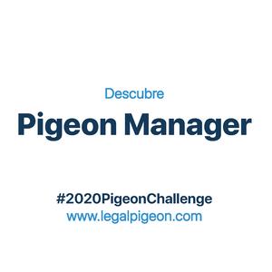 Software abogados Pigeon Manger