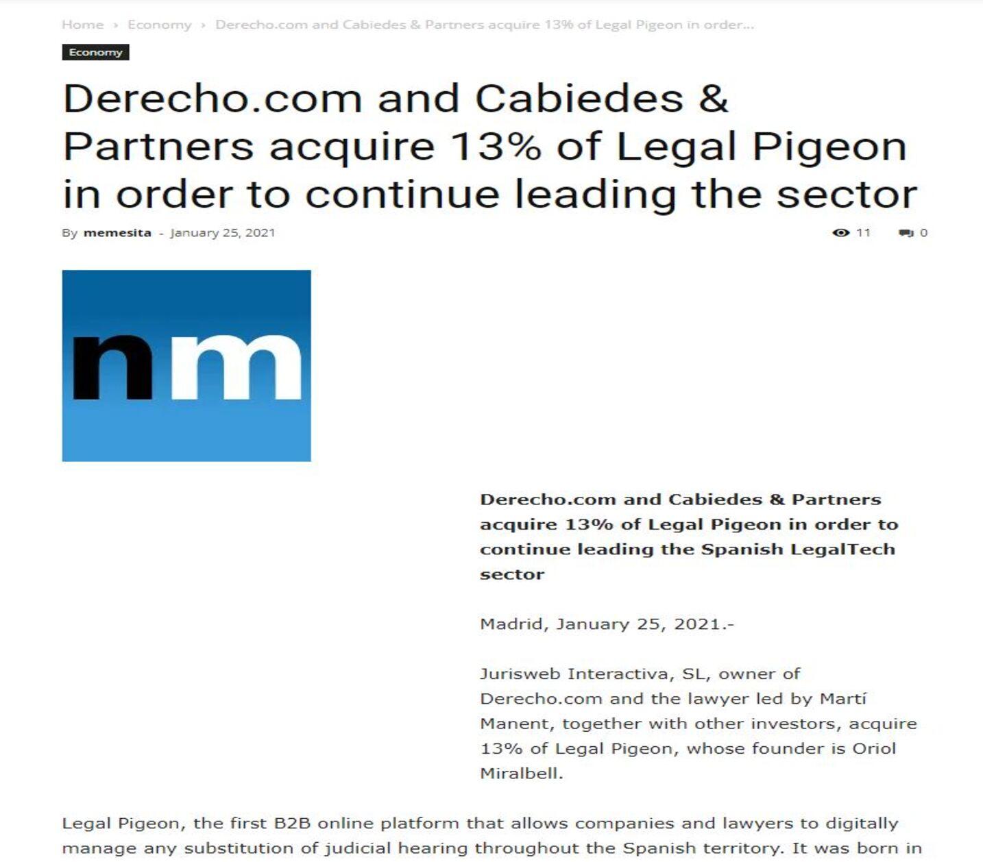 Memesita Legal Pigeon abogado sustituto