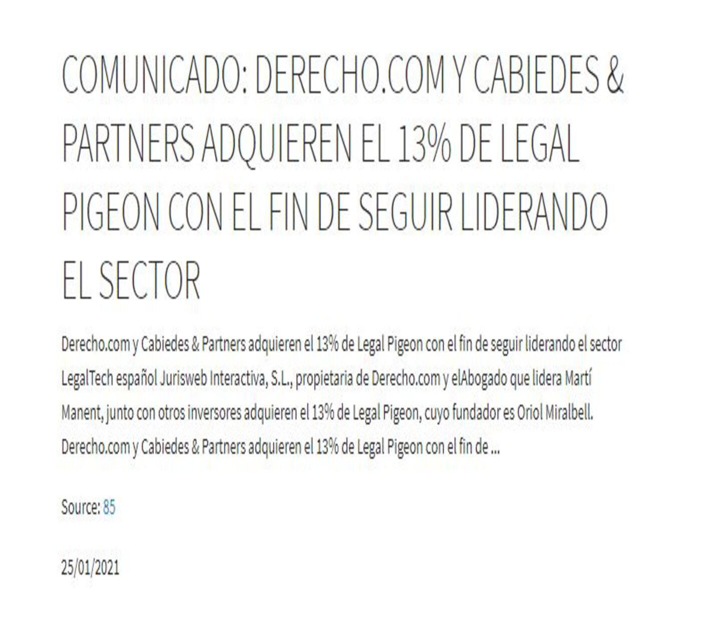 Vityarustov Legal Pigeon abogado sustituto